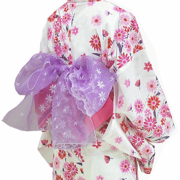 女性の浴衣姿は艶っぽい|素敵な帯の紹介&いろんな帯の結び方のサムネイル画像