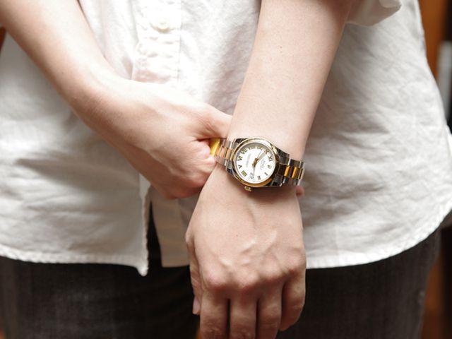 ずっときれいに使いたい。腕時計は定期的にクリーニングをしよう!のサムネイル画像