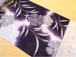この夏のゆかたは紫色をベースにセレクトして大人っぽさを出そう!のサムネイル画像