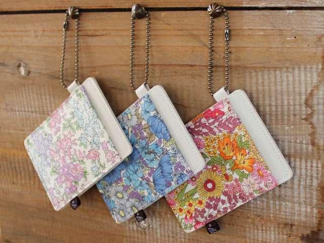 毎日使う物だからこだわりを。【可愛いパスケース】で毎日幸せ!のサムネイル画像