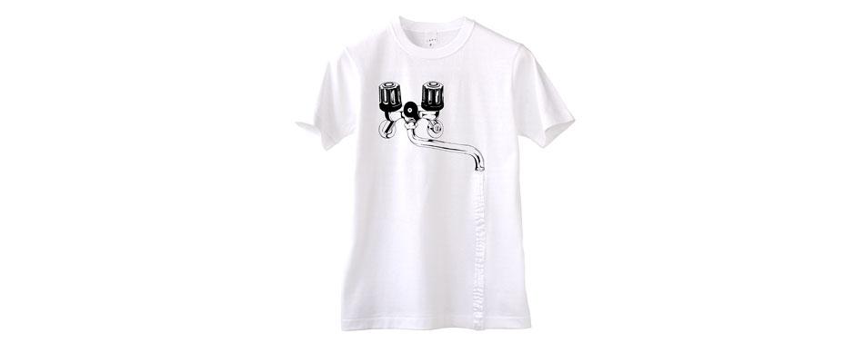 個性的だけど普段使いも◎ユニークデザインTシャツを紹介しますのサムネイル画像