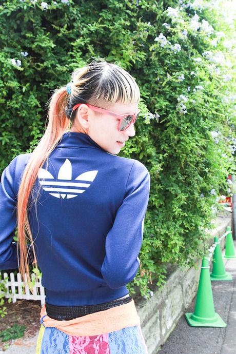 スポーツの秋!見た目も可愛く♡かわいいジャージブランド特集のサムネイル画像