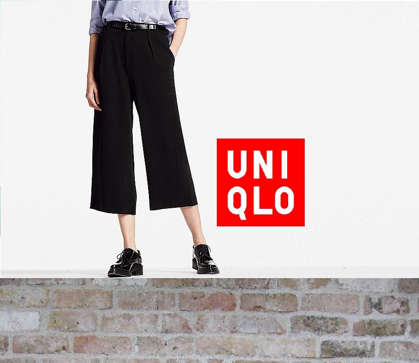 今買うべきユニクロのワイドパンツ&オシャレな着こなしまとめ!のサムネイル画像
