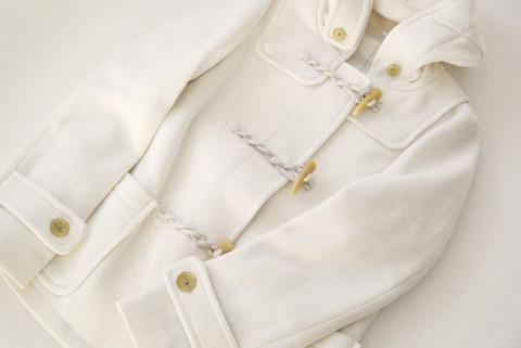 無印良品のショートダッフルコートで可愛く冬を乗り切りましょう。のサムネイル画像