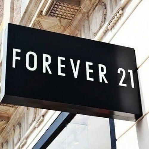 国内初!あの大人気ブランド【FOREVER 21】がSHOPLISTにオープン!のサムネイル画像