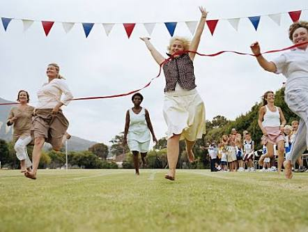 ドキドキわくわくの運動会♪ママのコーデはどうしたらいい?のサムネイル画像
