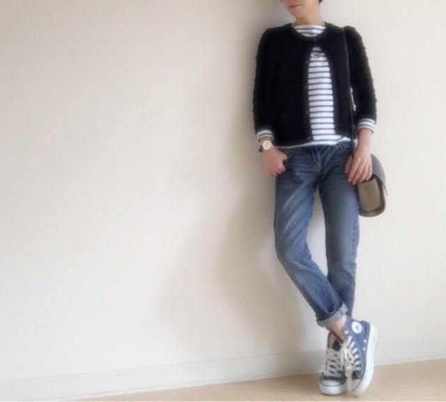 大人女子にこそ合わせてほしい!ジーパン×ジャケットコーデ♡のサムネイル画像