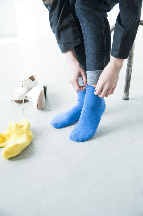 スカートもパンツも◎おしゃれコーデには可愛い靴下が欠かせない!のサムネイル画像