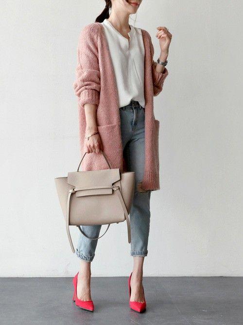 お気に入りが見つかる♡韓国ファッションのニットが今アツい!のサムネイル画像