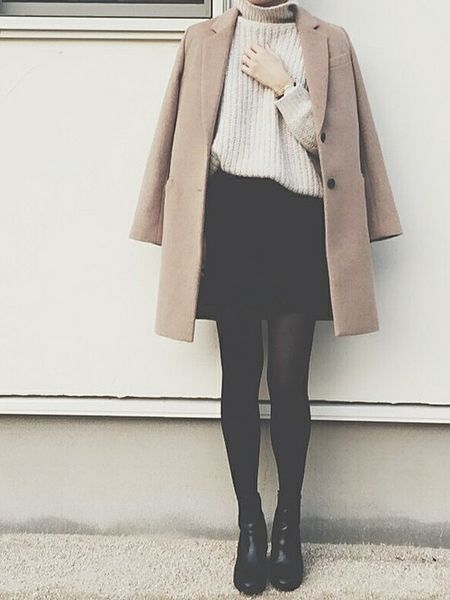 羽織るだけでオシャレに!チェスターコートで作る♡秋冬コーデ特集のサムネイル画像
