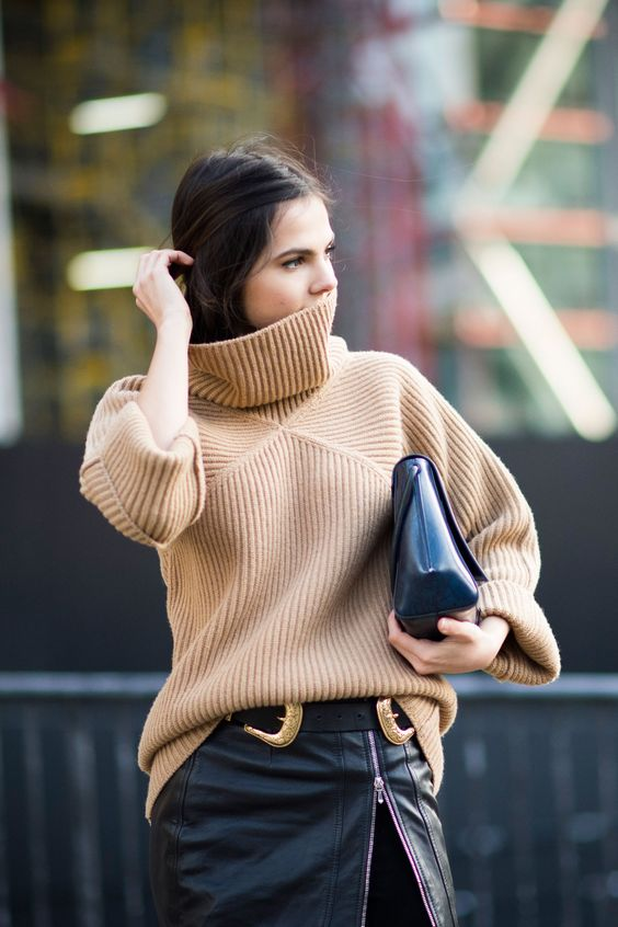 春セーターのおしゃれ予報♡ブラ袖×2タイプデザインがトレンド感◎のサムネイル画像