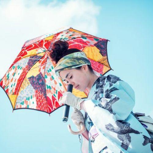 また今年も「焼けた」と後悔する!可愛い《日傘》で美肌を死守♡のサムネイル画像