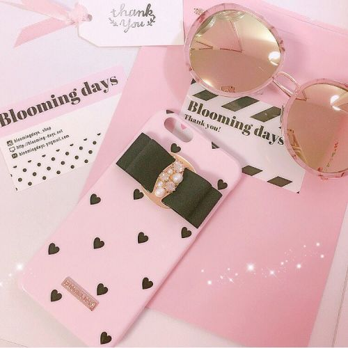 可愛いが詰まってる♡《Blooming Days》のiPhoneケースが女子っぽ!のサムネイル画像