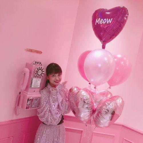 SHIBUYA109に、NEWOPEN!''紗蘭''プロデュースブランド《Meow》♡のサムネイル画像
