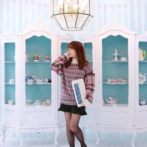 ガーリーさん必見♡【RENAI KEIKAKU】のコーデにきゅんのサムネイル画像
