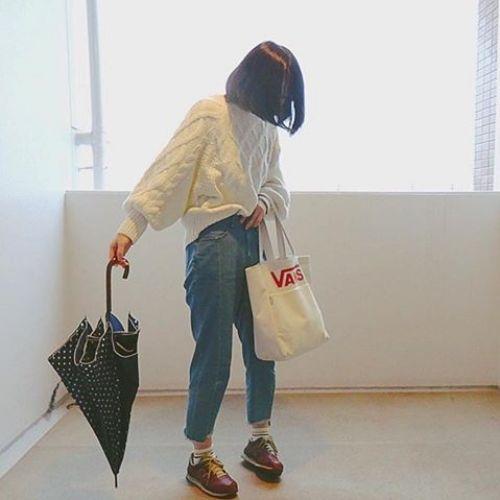 人気芸能人ともコラボ!ニットなら【haco!】が最強との噂♡のサムネイル画像
