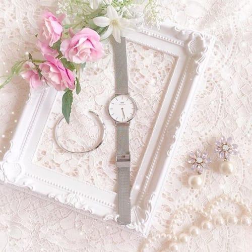 最近急増中の【腕時計女子】!その理由を徹底解析してみました♡のサムネイル画像