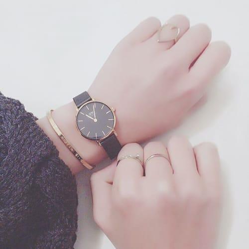 オシャレにつけたい【腕時計】 今日はどのスタイルで使う?のサムネイル画像