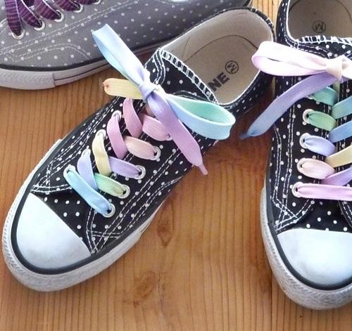 ただ結ぶだけじゃもったいない!靴紐の色々な結び方まとめました!のサムネイル画像