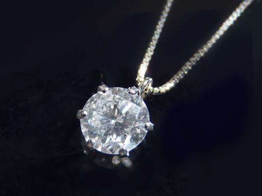 宝石の王様・ダイヤモンドのペンダントとその選び方をご紹介!のサムネイル画像
