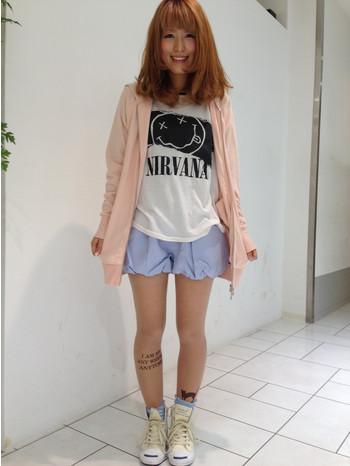 【ファッション・レディース】春コーデでもっとお洒落を楽しもう!のサムネイル画像