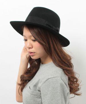 トレンド感をプラス♪冬コーデに欠かせないフェルト帽子はコレ!のサムネイル画像