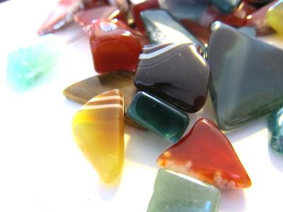 【天然石】【ブレスレット】願いを込めて!天然石ブレスレット画像集のサムネイル画像