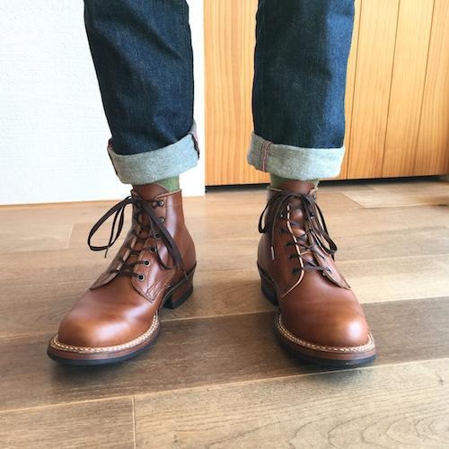 ジーンズに合う靴とジーンズと靴の合わせ方をご紹介します!のサムネイル画像