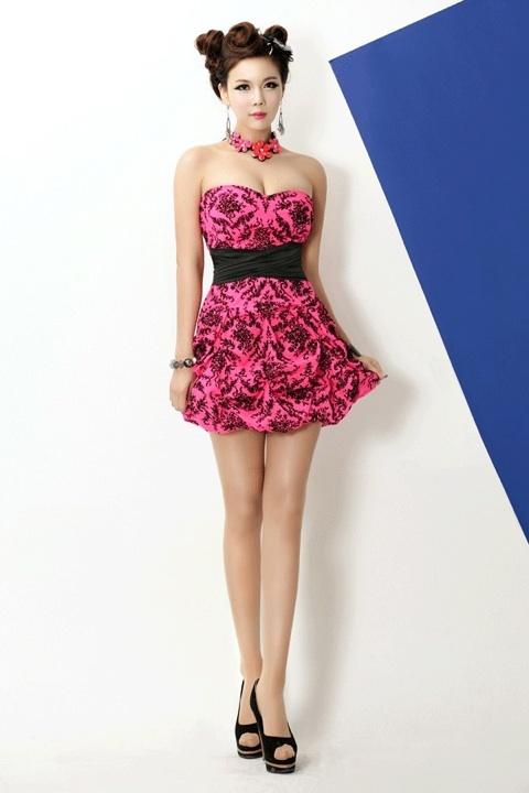 【流行り】結婚式やパーティに使える綺麗な韓国風ドレスを紹介しますのサムネイル画像