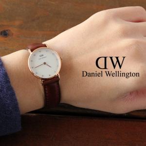 必見!女性用腕時計Daniel Wellington ダニエルウェリントン特集♪のサムネイル画像