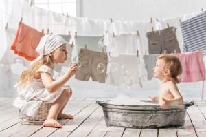 洗濯するたび肌に馴染む、リネンという天然素材のお手入れ方法。のサムネイル画像