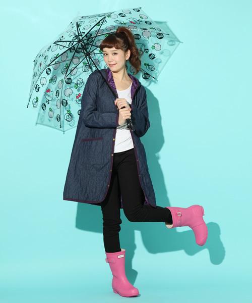 雨の日だけじゃない!長靴だけどオシャレなレインブーツを紹介!のサムネイル画像