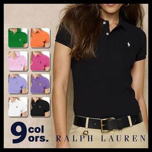 《レディース》ラルフローレンのポロシャツがとってもおしゃれ♪のサムネイル画像
