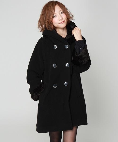 暖かいコートを着て、寒い冬を乗り越えよう☆人気のコートは?のサムネイル画像