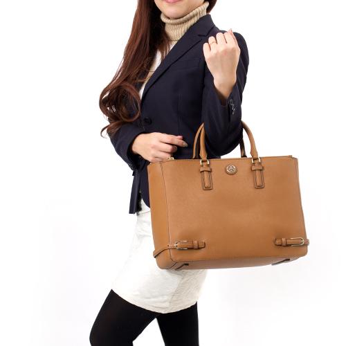 働く女性を応援する☆オシャレな革のレディースビジネスバッグのサムネイル画像