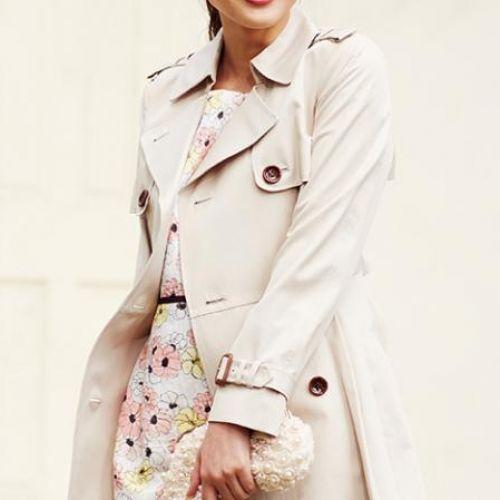 いますぐチェックでトレンド女子♡今春ゼッタイ流行るトレンチコートの着こなしまとめ♩のサムネイル画像