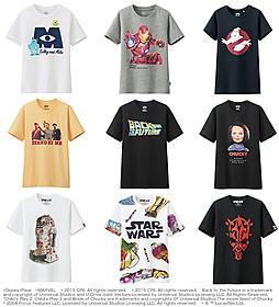 スターウォーズ・サンリオ・企業のユニクロコラボtシャツに注目!のサムネイル画像