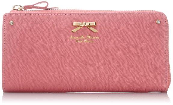 女性に大人気!可愛いコーディネ―トにキマる♡サマンサの財布のサムネイル画像