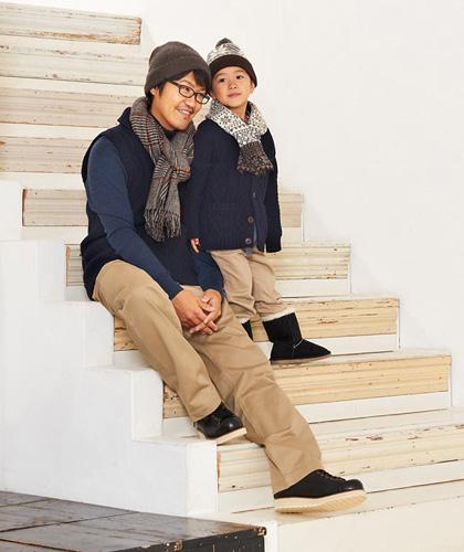 シンプルが一番!無印良品のファッションのコーディネートをご紹介☆のサムネイル画像
