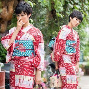 【美しい有松絞りの浴衣】日本の伝統工芸が生んだ魅惑の浴衣のサムネイル画像