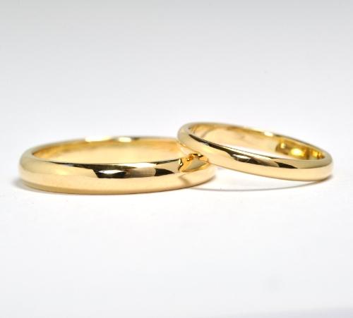 ジュエリーとしておなじみのゴールドの指輪で女性の魅力を輝かせようのサムネイル画像