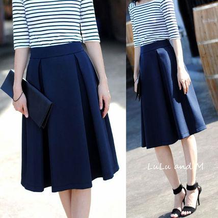 ミモレ丈スカートを使った大人可愛い春コーデをまとめましたのサムネイル画像