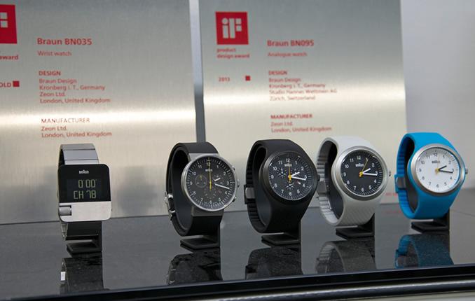 隠れた逸品!ドイツの家電メーカーbraunの時計、その魅力を探るのサムネイル画像