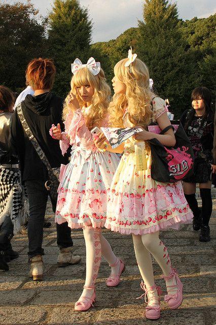 原宿系ファッションの古着オンラインショップ【ゴスロリ・裏原系】のサムネイル画像