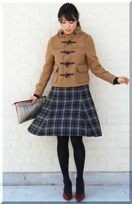冬こそトレンドのスカートを履いておしゃれコーデをしよう!のサムネイル画像