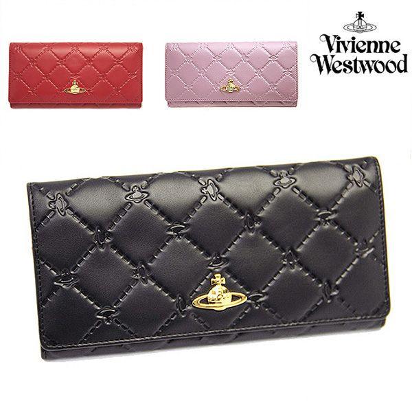 やっぱり欲しい!人気のビビアンウエストウッドの財布を紹介!のサムネイル画像
