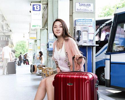 【待ちに待った海外旅行へ】おしゃれなバッグで楽しく旅行しようのサムネイル画像