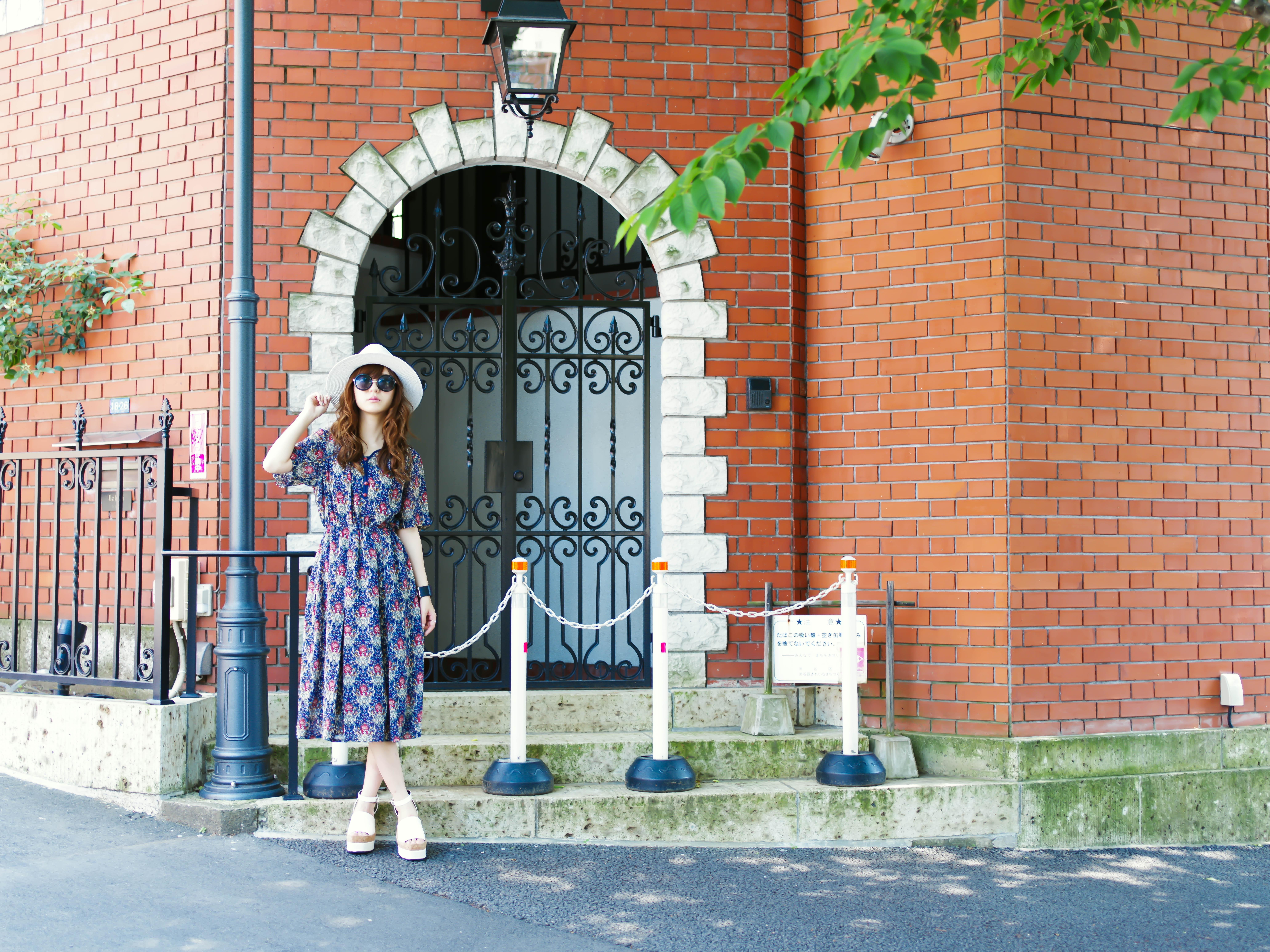 女子力UPファッションの定番!可愛いスカートコーディネートのサムネイル画像