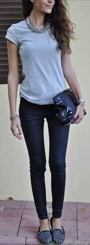 美シルエット♥スキニージーンズを履きこなしたい!必見まとめ♥のサムネイル画像