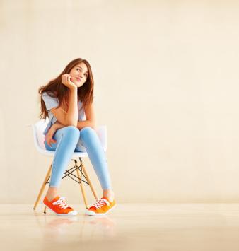 スニーカー女子必見♡スニーカーがカワイイ春コーデをチェック!のサムネイル画像